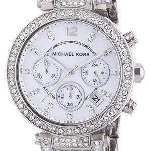 Silver Michael Kors Women's Watch